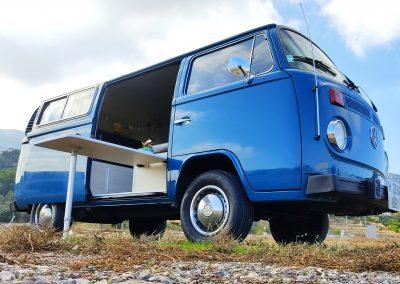 Volkswagen T2 Celeste